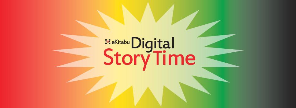 eKitabu Digital Story Time banner
